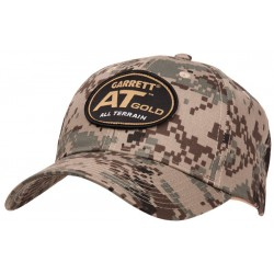 AT Gold Camo Cap