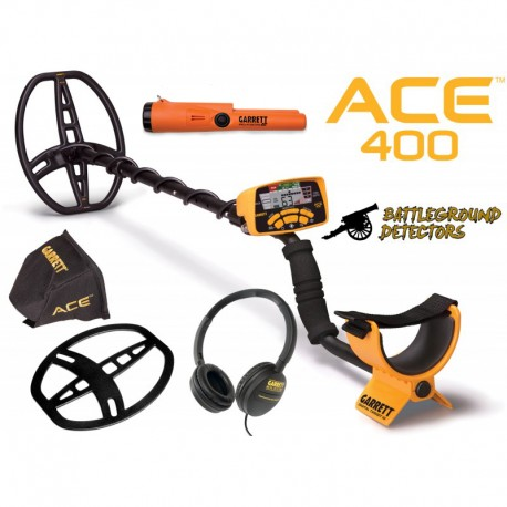 ACE 400 + Pro-Pointer AT