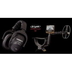 Garrett ACE Apex Metal Detector (With Headphones)
